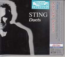 Sting: Duets (SHM-CD) (Digisleeve), CD