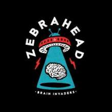 Zebrahead: Brain Invaders (+Bonus), CD