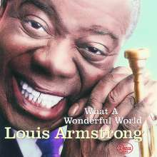 Louis Armstrong (1901-1971): What A Wonderful World, CD