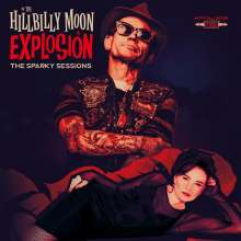 The Hillbilly Moon Explosion: The Sparky Sessions, CD