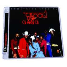 Kool & The Gang: Something Special (Remastered + Expanded Edition), CD