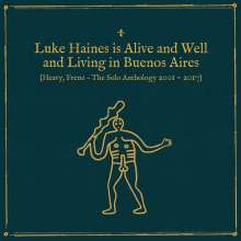 Luke Haines: Is Alive And Well And Living In Buenos Aires..., 4 CDs