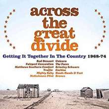 Across The Great Divide: Getting It Together In Country, 3 CDs