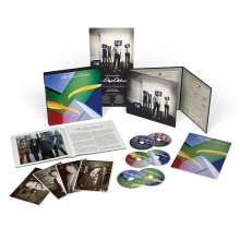 Be-Bop Deluxe: Drastic Plastic (Limited Deluxe Edition), 4 CDs, 1 DVD-Audio, 1 DVD und 1 Buch