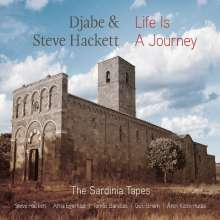 Djabe & Steve Hackett: Life Is A Journey: The Sardinia Tapes, 1 CD und 1 DVD-Audio