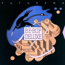 Be-Bop Deluxe: Futurama (Limited-Edition), 3 CDs, 1 DVD-Audio und 1 Buch
