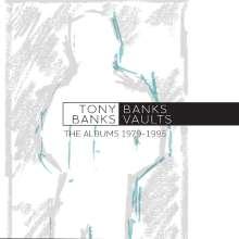 Tony Banks (geb. 1950): Banks Vaults: The Albums 1979 - 1995, 7 CDs und 1 DVD