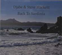 Djabe & Steve Hackett: Back To Sardinia, 1 CD und 1 DVD-Audio