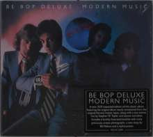Be-Bop Deluxe: Modern Music (Expanded Edition), 2 CDs