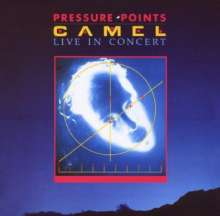 Camel: Pressure Points: Live, 2 CDs