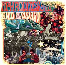 Aphrodite's Child: End Of The World (Expanded & Remastered), CD
