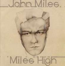John Miles: Miles High (Expanded Edition), CD