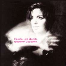 Liza Minnelli: Results (Expanded Edition), 3 CDs und 1 DVD