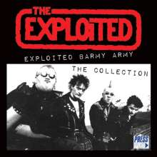 The Exploited: Exploited Barmy Army: The Collection, CD