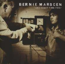 Bernie Marsden: And About Time Too (Expanded Edition), CD