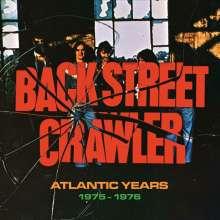 Back Street Crawler: Atlantic Years 1975 - 1976 (+Poster), 4 CDs