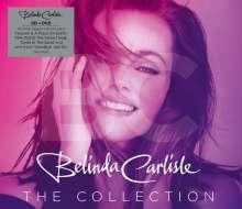 Belinda Carlisle: The Collection, 1 CD und 1 DVD