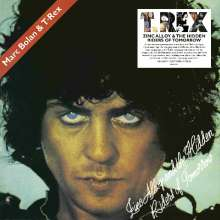 T.Rex (Tyrannosaurus Rex): Zinc Alloy & The Hidden Riders Of Tomorrow (180g), LP