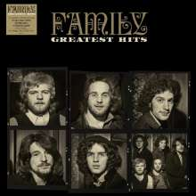 Family (Roger Chapman): Greatest Hits (180g) (Cream Colored Vinyl), LP