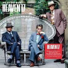 Heaven 17: Play To Win: The Virgin Albums (180g) (Colored Vinyl), 5 LPs