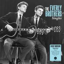 The Everly Brothers: Singles (180g) (Blue Vinyl), LP