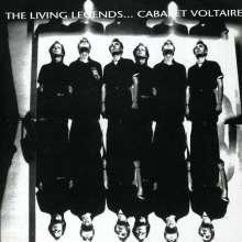 Cabaret Voltaire: The Living Legends, CD