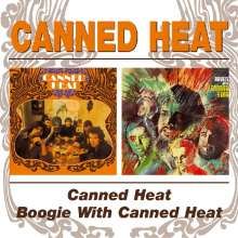 Canned Heat: Canned Heat / Boogie With Canned Heat, CD