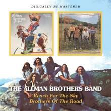 The Allman Brothers Band: Reach For The Sky / Brothers Of The Road, CD