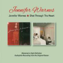Jennifer Warnes: Jennifer Warnes / Shot Through The Heart, CD