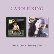 Carole King: One To One / Speeding Time, CD