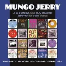 Mungo Jerry: A & B Sides & EP Tracks 1970 - 1975, 2 CDs