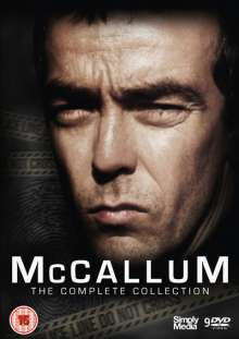 McCallum - The Complete Collection (UK Import), 9 DVDs