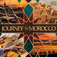 Journey To Morocco, CD