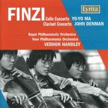 Gerald Finzi (1901-1956): Cellokonzert op.40, CD