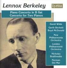 Lennox Berkeley (1903-1989): Klavierkonzert op.29, CD