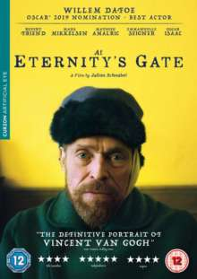 At Eternities Gate (2018) (UK Import), DVD