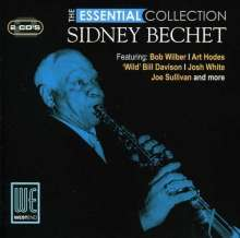 Sidney Bechet (1897-1959): Essential Collection, The, 2 CDs