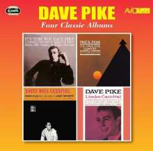 Dave Pike (1938-2015): Four Classic Albums, 2 CDs
