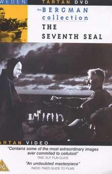 Sjunde Inseglet (1956) - Schwed.OF, DVD