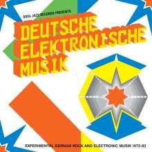Soul Jazz Records Presents: Deutsche Elektronische Musik 1972-83 (Record A) (New Edition), 2 LPs