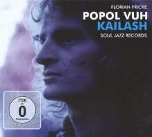 Popol Vuh & Florian Fricke: Kailash (2CD + DVD), 2 CDs und 1 DVD