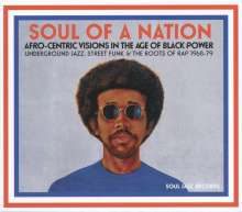 Soul Of A Nation: Afro Centric Visions In The Age Of Black Power - Underground..., CD