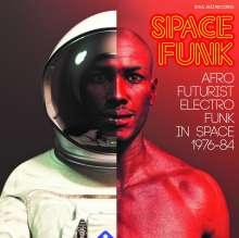 Space Funk 1976 - 1984, CD