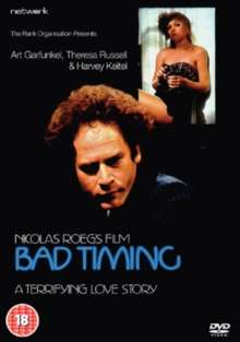 Bad Timing (1980) (UK Import), DVD