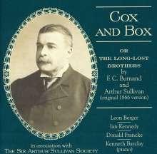 Cox And Box: Cox And Box-Original 18, CD