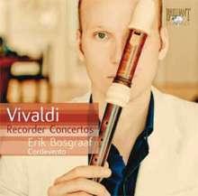 Antonio Vivaldi (1678-1741): Blockflötenkonzerte RV 98,105,439,441-444, CD
