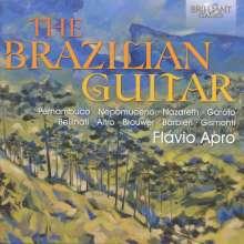 Flavio Apro - The Brazilian Guitar, CD
