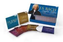 Johann Sebastian Bach (1685-1750): J.S.Bach Complete Edition (Brilliant Classics-Edition 2014), 142 CDs