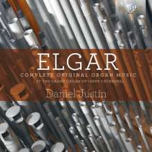 Edward Elgar (1857-1934): Sämtliche Orgelwerke, CD