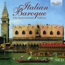 Italian Baroque – The Instrumental Edition, 50 CDs